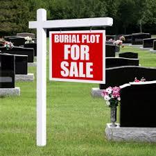 burial lot
